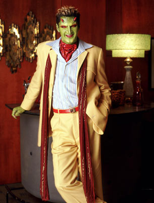 Andy Hallett as Lorne