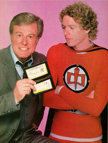 Robert Culp and William Katt in The Greatest American Hero