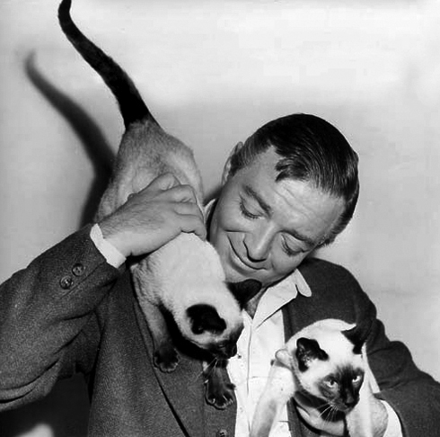 Peter Lorre and friends