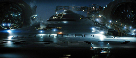 J.J. Abrams' take on the <i>Enterprise</i>