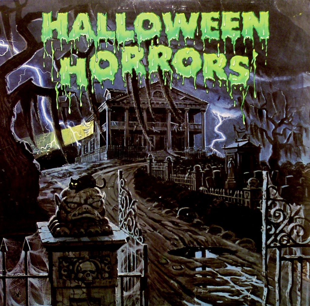 Halloween Horrors_LP_front-cover