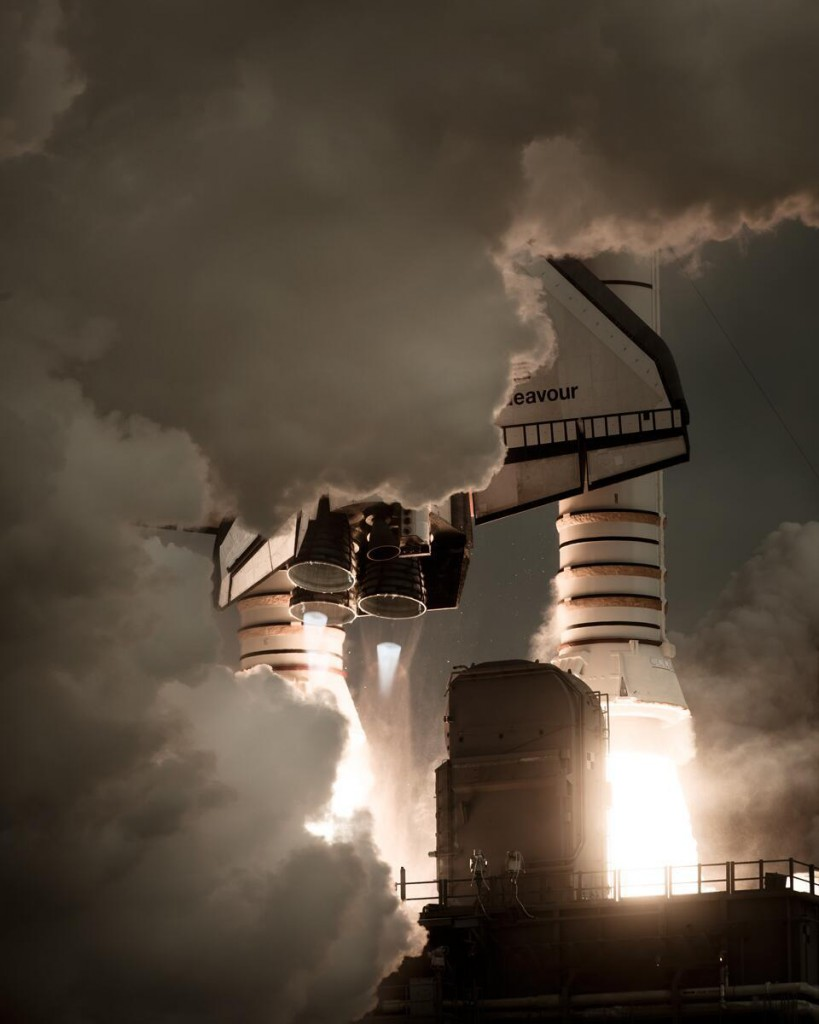 space-shuttle-endeavour_launch