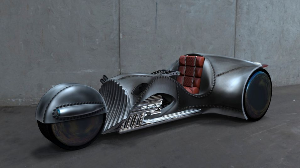 william shatner rivet motorcycle